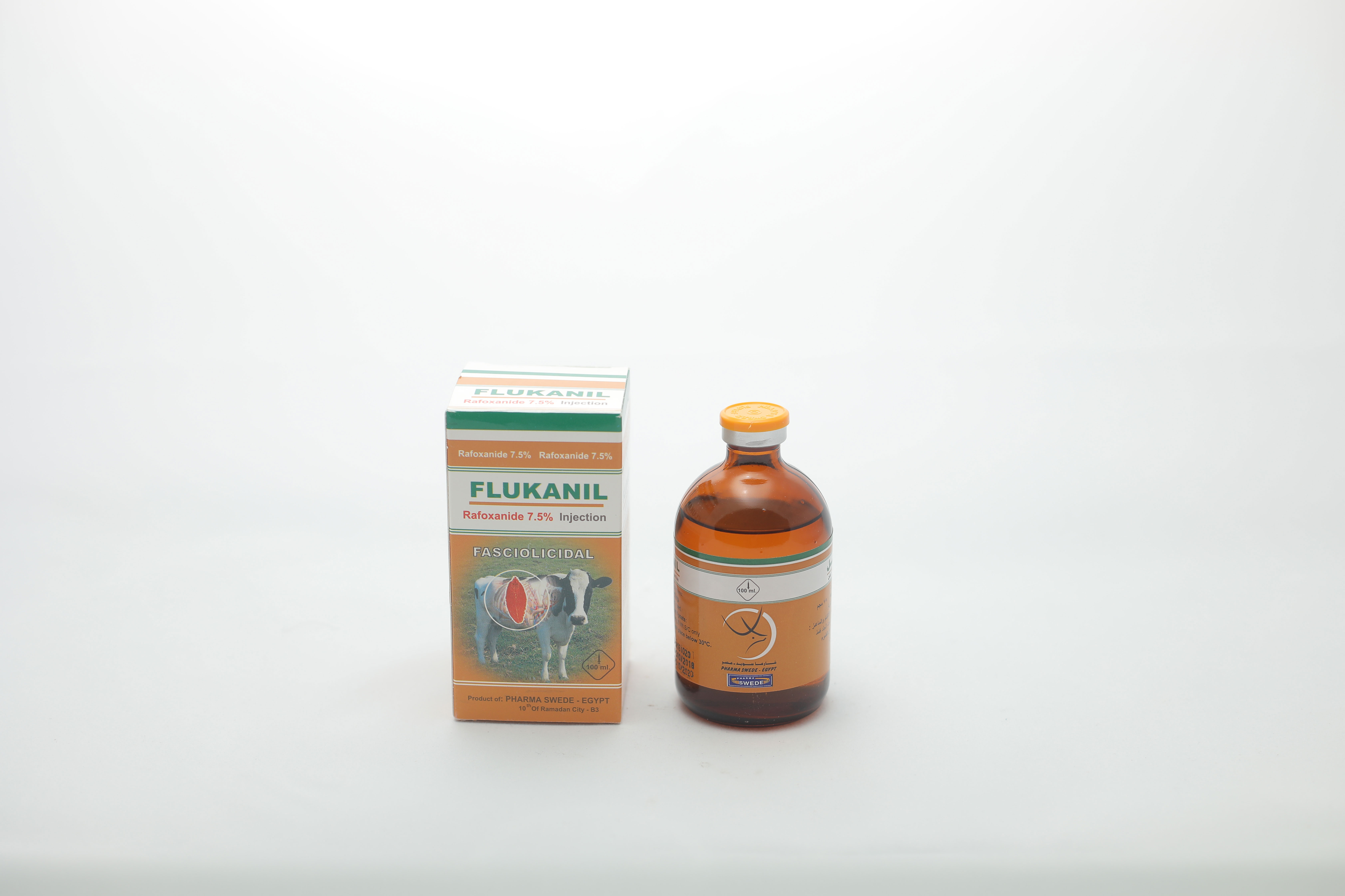 Flukanil 7.5% injection