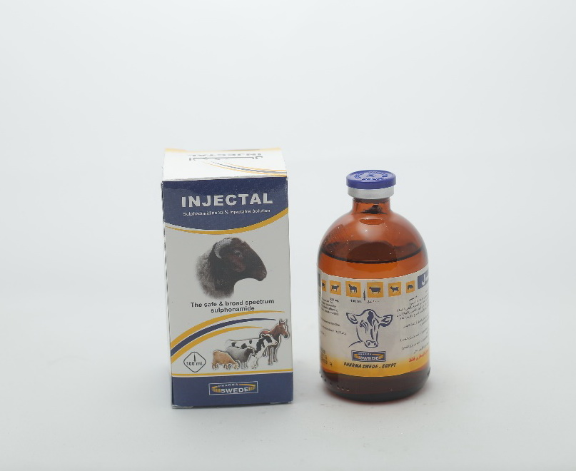 Injectal injection (Sulphastate 30.4%)