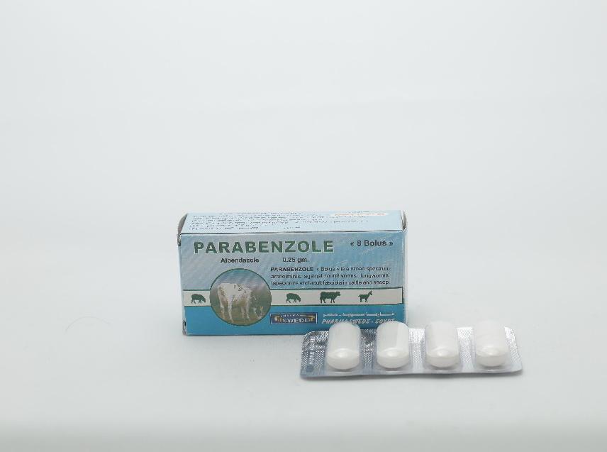 Parabenzole Bolus