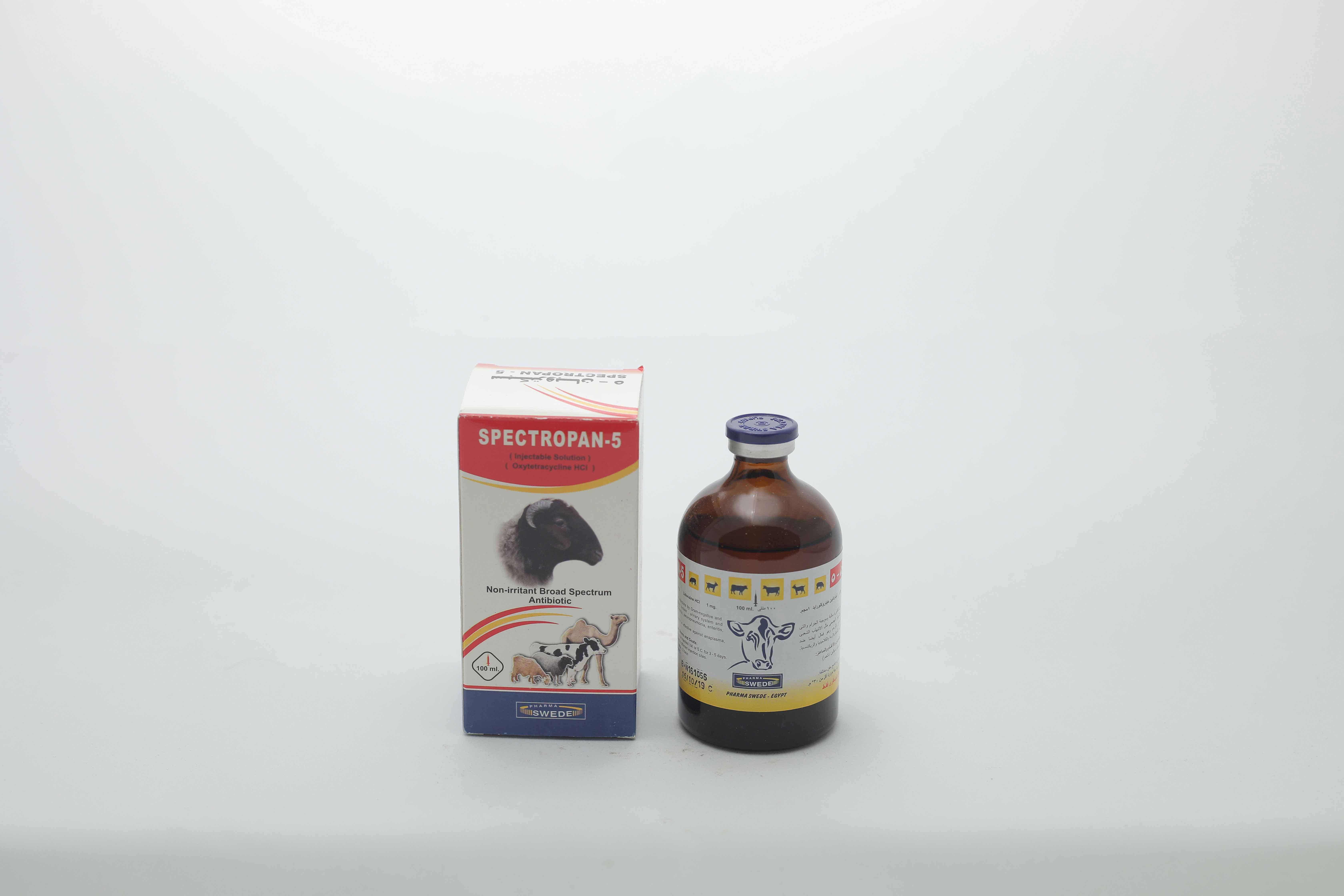 Oxyvet-Pharma 5% (Spectropan-5) injection