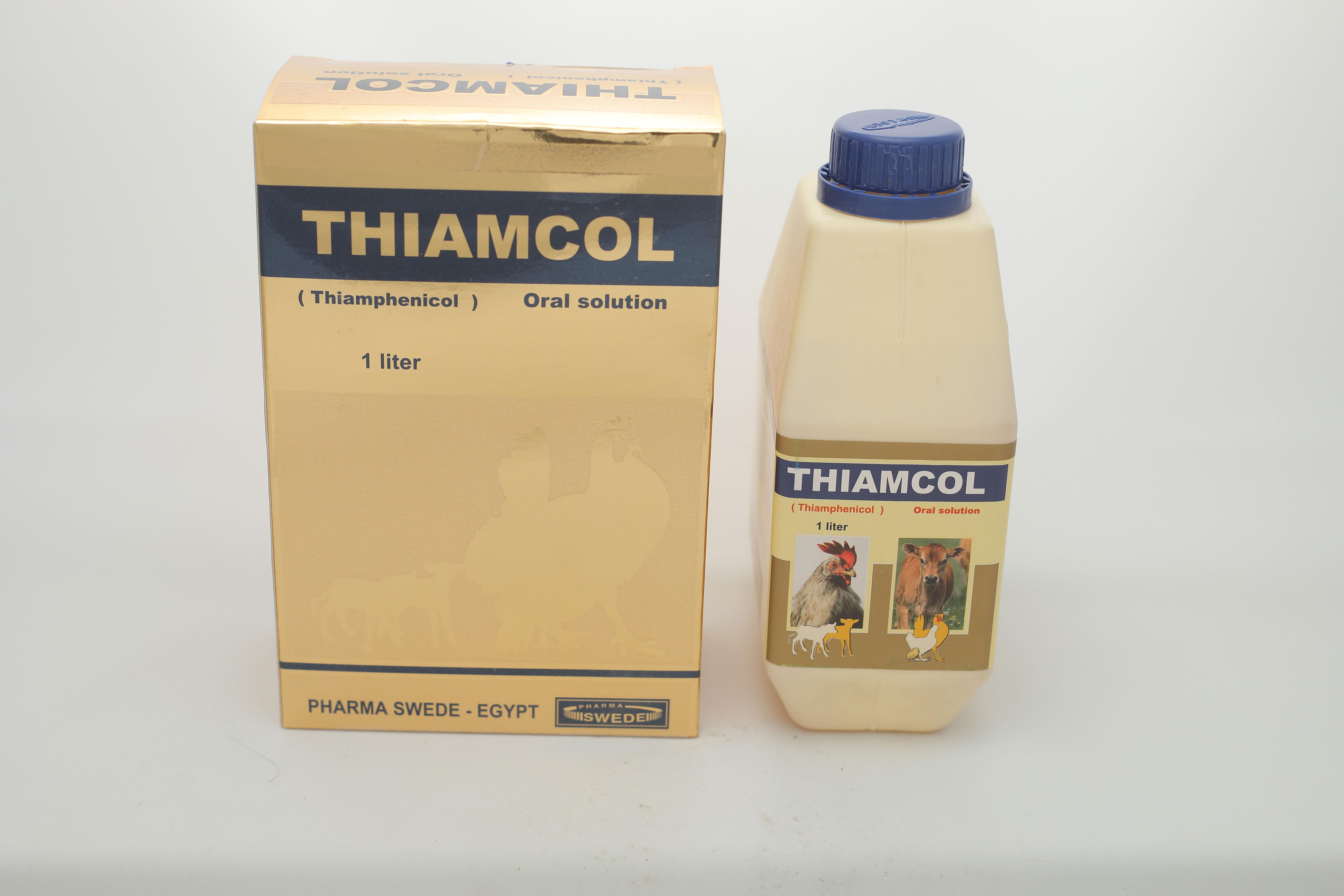 Thiamcol Liquid